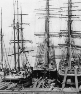 Mast-Ships